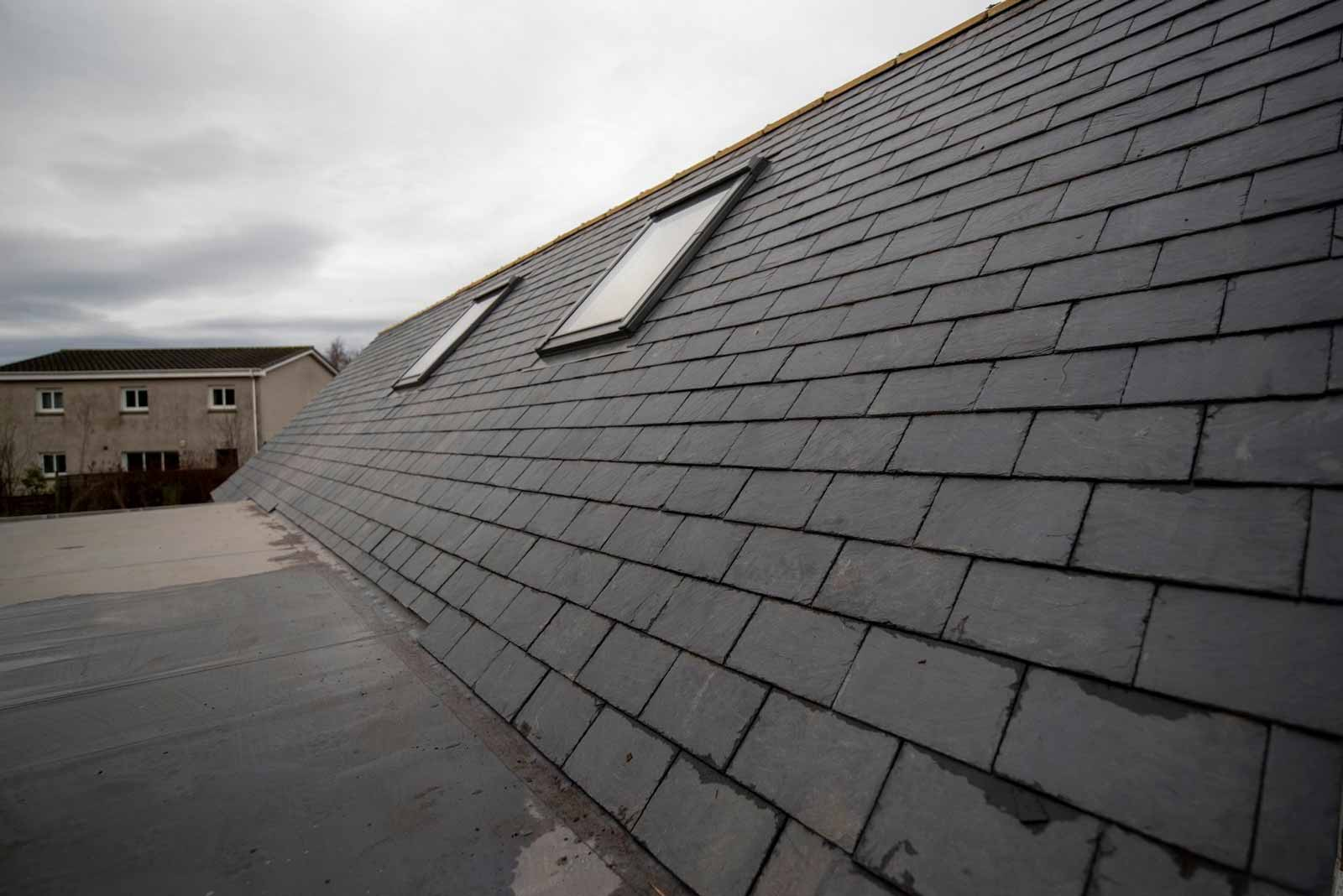 Roofing Installation Upgrade Tiles