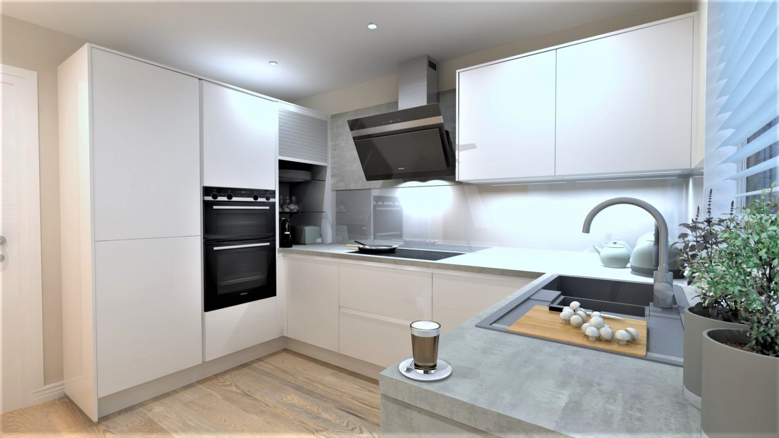 Choosing The Right Kitchen Style For Your Home